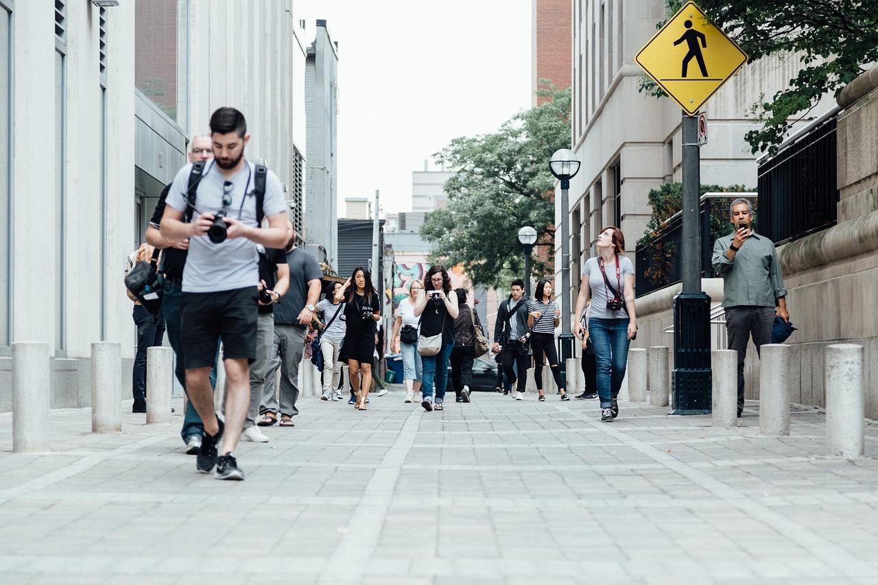 camminare riduce l'aggressività