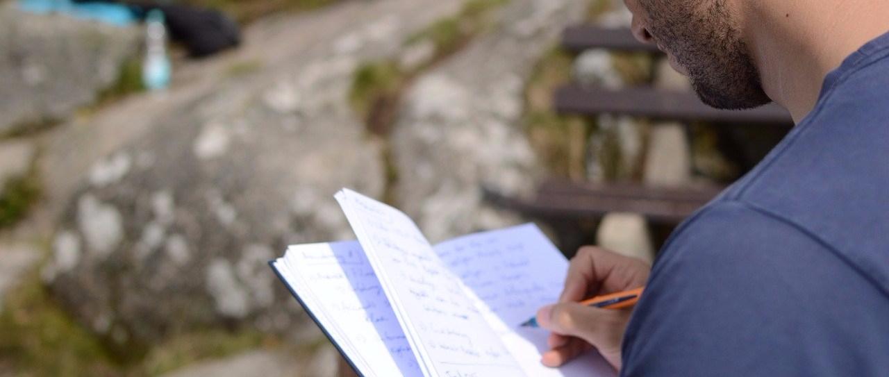 ansia e scrittura