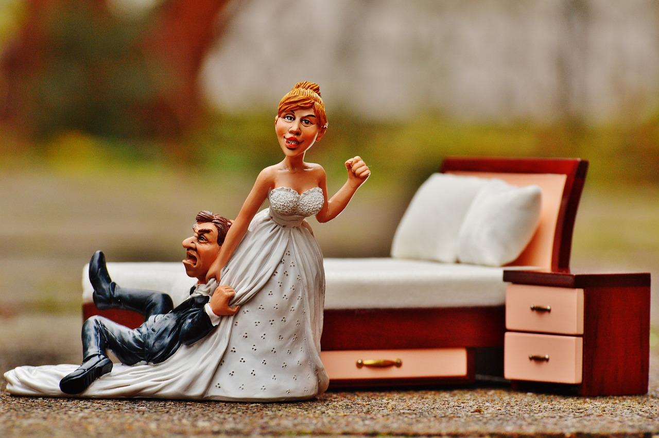 Matrimonio depressione e reddito