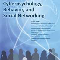 Immagine copertina cyberpsychology